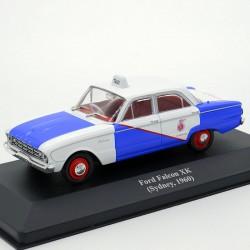 Ford Falcon XK - Taxi de Sydney 1960 - 1/43 ème En boite