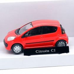 Citroen C1 - Cararama - 1/43 ème En boite