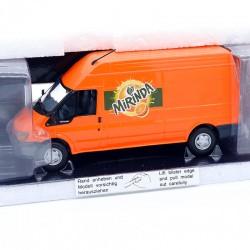 "Ford Transit Kastenwagen 2000 "" Mirinda "" - Minichamps - 1/43 ème En boite"
