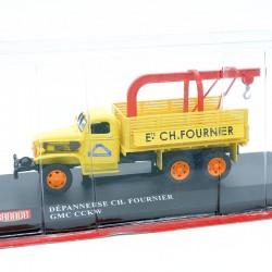 GMC CCKW Dépanneuse Fournier - 1/43ème en boite