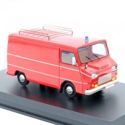 Citroen HY Heuliez Pompier de 1970 - Lutil - 1/43 ème En boite