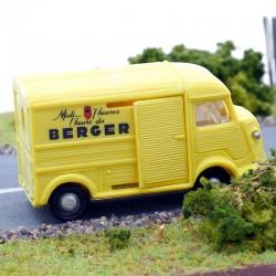 """Citroen HY 1200 """" Berger """" n°9 Norev - 1/87"""