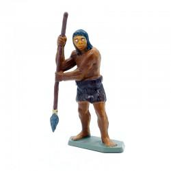 Homme Préhistorique Starlux - Portant Lance - En plastique