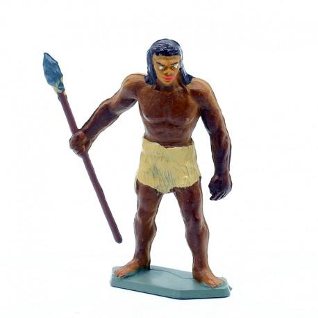 Homme Préhistorique Starlux - Avec Lance - En plastique