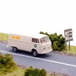 Volkswagen Combi BP Air - Brekina - 1/87eme