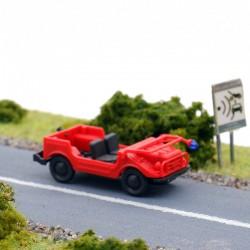 Audi DBGD Pompier - Roco - 1/87ème En boite