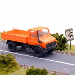 Camion Mercedes - Wiking - 1/87ème En boite