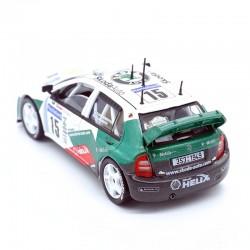 Skoda Fabia WRC 2004 - Solido - 1/43 ème En boite