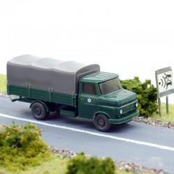 Camion Bache Opel - Wiking - 1/87ème En boite