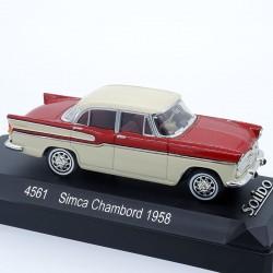 Simca Chambord 1958 - 1/43ème