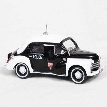 Renault 4cv Police - 1/43ème en boite