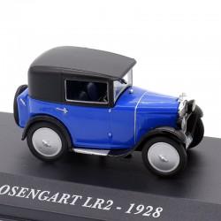 Rosengart LR2 1928 - 1/43ème en boite