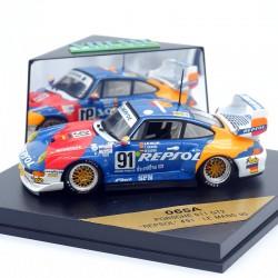 """Porsche 911 GT2 """" Repsol """" - Le Mans 95 - Vitesse - 1/43ème En boite"""