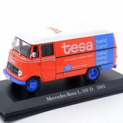 """Mercedes Benz L 319 D """" Tesa """" 1962 - Norev - 1/43ème En boite"""