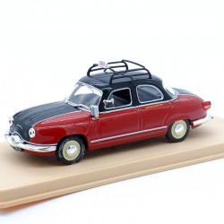 Panhard Dyna - Eligor - Taxi 1/43