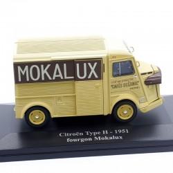 Citroen HY Mokalux 1951 - 1/43eme