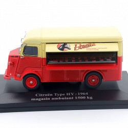 Citroen Type HY 1964 - Magasin Ambulant - 1/43ème sous blister