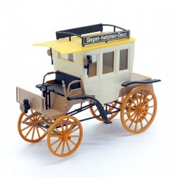 Erster Benz Omnibus (Carrosse, Diligence) - 1/43eme en boite