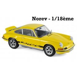 Porsche 911 Carrera RS Touring de 1973 - Norev 1/18ème en boite