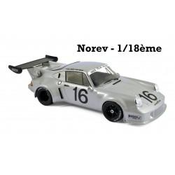 Porsche 911 Carrera RSR Mid-Ohio 3H de 1977 - Norev 1/18ème