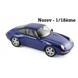 Porsche Carrera 911 - 993 - 1993 Norev 1.18ème