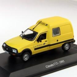 Citroen C15 de 1995 - La Poste - 1/43eme
