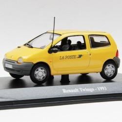 Renault Twingo 1993 -  La Poste - 1/43eme en boite