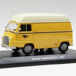 Renault Estafette de 1962 - La Poste - 1/43eme en boite