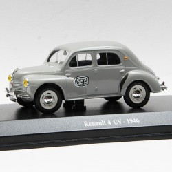 Renault 4 CV 1946 - La Poste - au 1/43 en boite