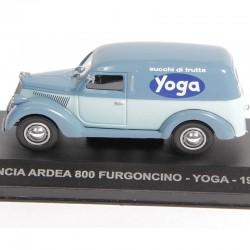 Lancia Ardea 800 Furgoncino - Yoga 1953 - Série Presse - au 1/43 en boite