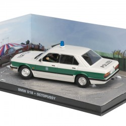 BMW 518 - Octopussy - James Bond - au 1/43 en boite