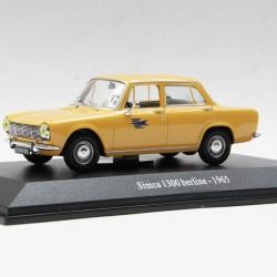 Simca 1300 Berline de 1965 - La Poste - 1/43eme en boite