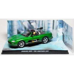 Jaguar XKR 007 - Die Another Day - au 1/43 en boite