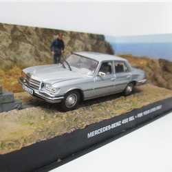 Mercedes Benz 450 Sel - For your eyes only - James Bond - au 1/43 en boite