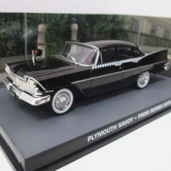 Plymouth Savoy - From Russia With Love - James Bond - au 1/43