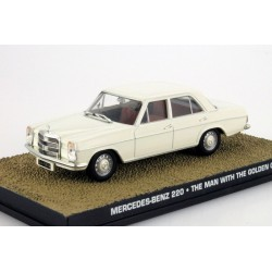 Mercedes 220 - The Man With the Golden Gun - James Bond - 1/43eme