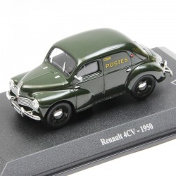 Renault 4CV de 1950 - La Poste - au 1/43ème en boite