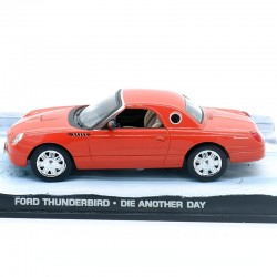 Ford Thunderbird 007 - Die Another Day - au 1/43 en boite