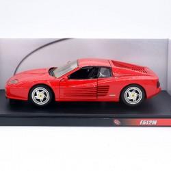 Ferrari 512 M - Hot Wheels - 1/18ème En boite