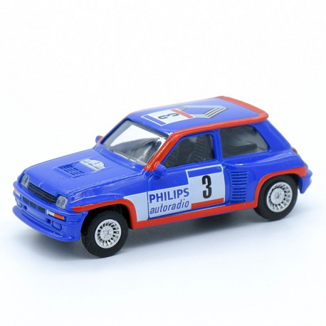 3inch - Norev - Renault 5 Turbo