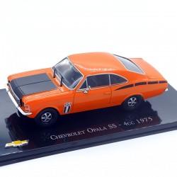 Chevrolet Opala SS 4cc de 1975 - 1/43 ème En boite