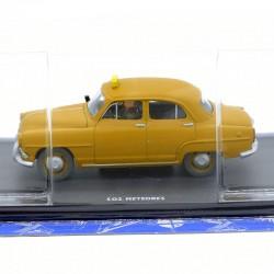 Blake & Mortimer - Simca Aronde Taxi - SOS Meteores - 1/43ème sous blister