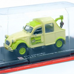 Citroen 2cv Pick-Up Cochonou - 1/43ème Sous blister