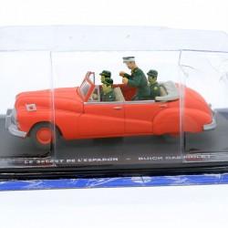 Blake & Mortimer - Buick Cabriolet - Le Secret de l'Espadon - 1/43ème sous blister