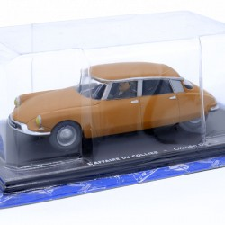 Blake & Mortimer - Citroen DS - L'Affaire du Collier - 1/43ème sous blister