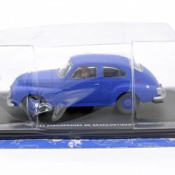 Blake & Mortimer - Volvo PV544 - L'Affaire du Collier - 1/43ème sous blister