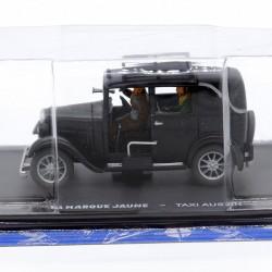 Blake & Mortimer - Taxi Austin - La Marque Jaune - 1/43ème sous blister
