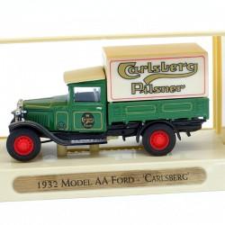"Ford AA 1932 ""Carlsberg"" - Matchbox - 1/43ème en boite"