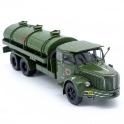 Berlier Camion Citerne Militaire - Ixo - 1/43ème en boite