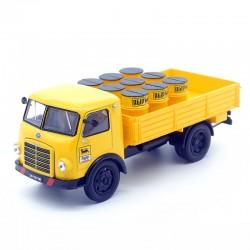 """Camion Om Leoncino """"AGIP"""" - Ixo - 1/43ème en boite"""